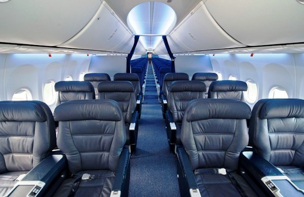 Inside copa airlines new next generation 737 with the new interior aero digital life