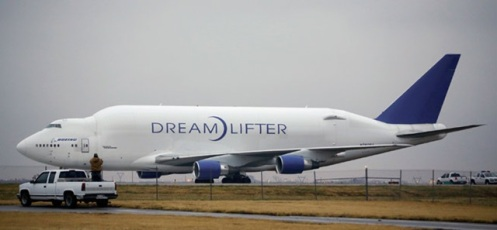 Boeing 747 Dreamlifter mistakenly lands at Jabara Airport - AOPA