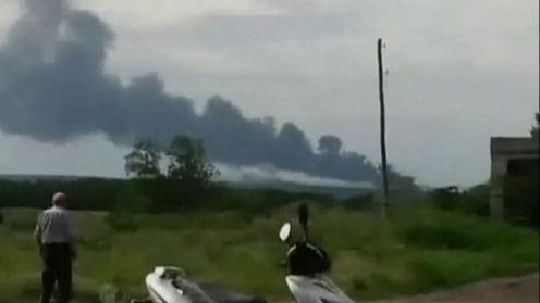 Malaysia Airlines passenger jet reportedly shot down in Ukraine | Fox News