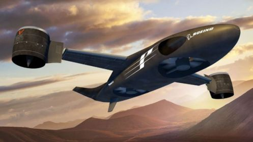 Pentagons experimental Phantom Swift X-Plane contract secured by Boeing - Washington Times